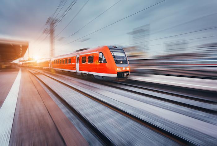 Ebike Bahn Transport